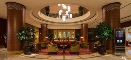 marriot lobby